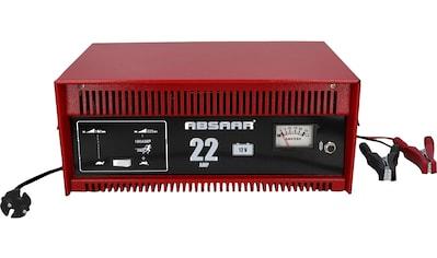 ABSAAR Autobatterie - Ladegerät 22 A 12 V, Starthilfefunktion kaufen