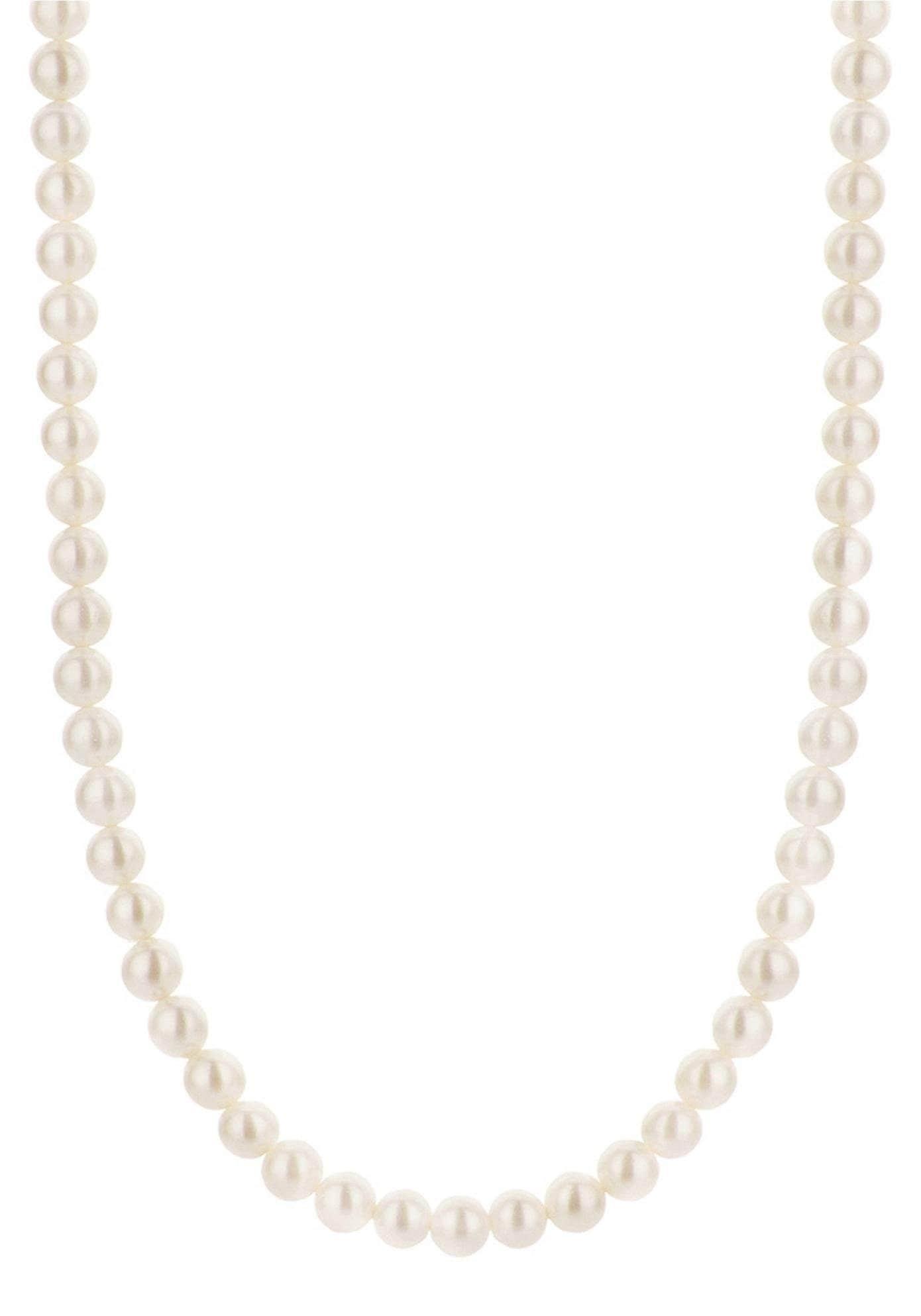 TI SENTO - Milano Perlenkette 3849PW/42 | Schmuck > Halsketten > Perlenketten | Ti Sento - Milano