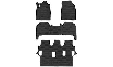 WALSER Passform-Fußmatten »XTR«, (4 St.), für Skoda Roomster Bj 03/2006 - 05/2015 kaufen