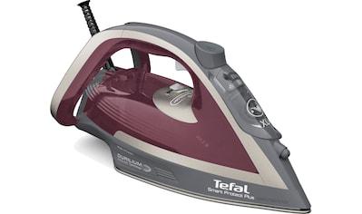 Tefal Dampfbügeleisen »FV6870 Smart Protect Plus«, 2800 W, Automatische Abschaltung, Vertikaldampf, Herausragende Gleiteigenschaften kaufen