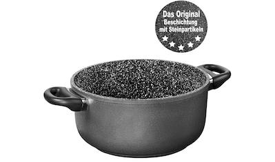 STONELINE Kochtopf, Aluminium-Kokillenguss, (1 tlg.), Ø 24 cm, Induktion, Inkl.... kaufen