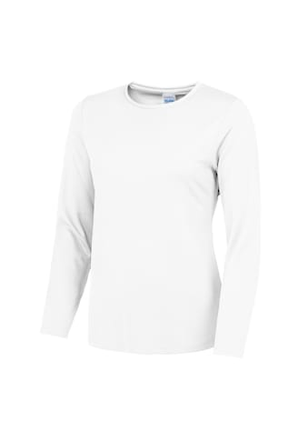 AWDIS Langarmshirt »Just Cool Damen Girlie T-Shirt, langärmlig« kaufen