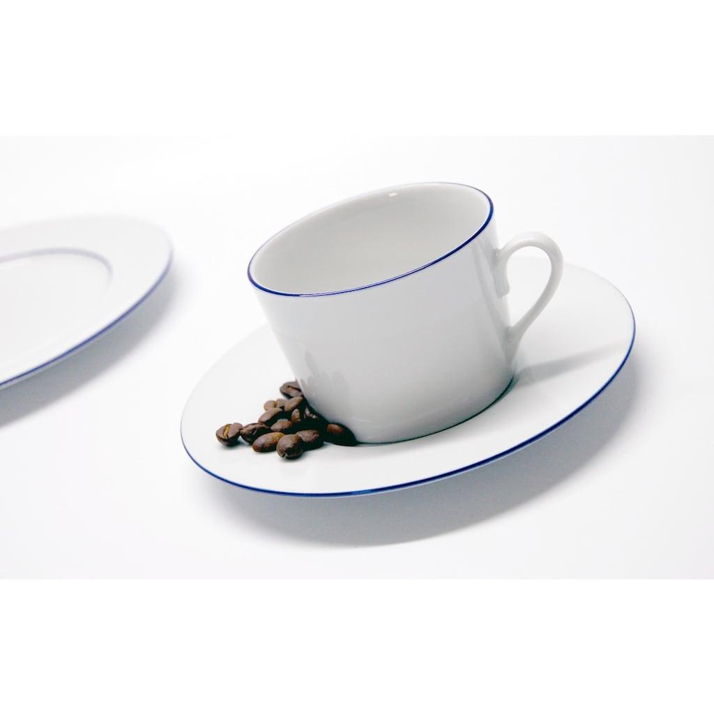 Retsch Arzberg Kaffeeservice »Heike Blaurand«, (18 tlg.)