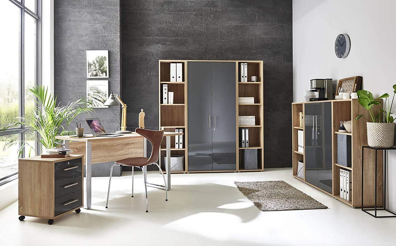 BMG Büro-Set Tabor Mini Kombi 5   Büro > Büromöbel-Serien   BMG