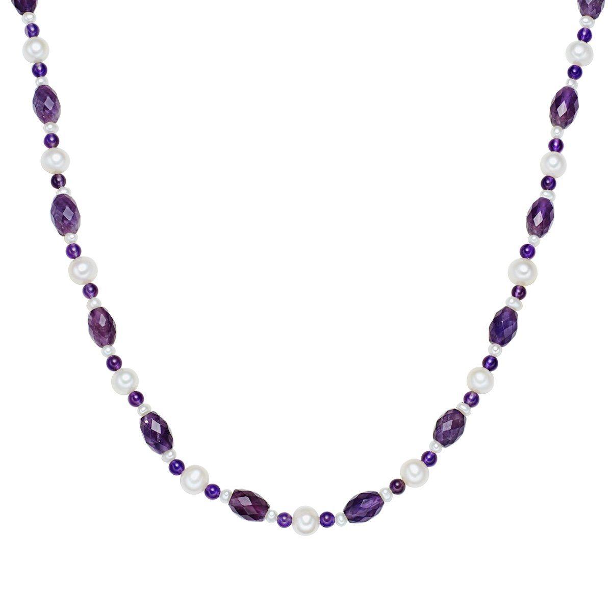 Valero Pearls Perlenkette A1017 | Schmuck > Halsketten > Perlenketten | Valero Pearls