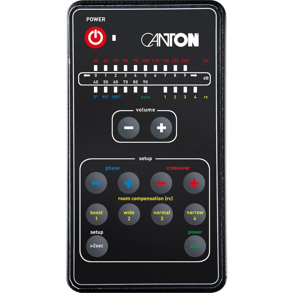 CANTON Subwoofer »SUB 1200 R«