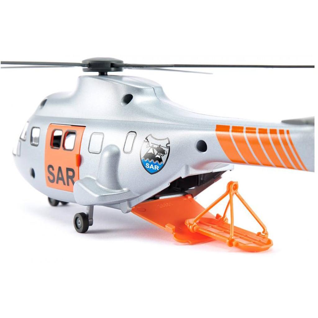 Siku Spielzeug-Hubschrauber »SIKU Super, SAR - Search and Rescue«