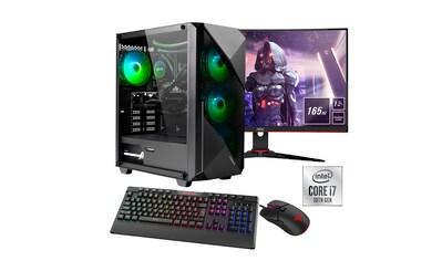 """Hyrican Gaming-PC-Komplettsystem »Striker SET02123«, Wasserkühlung, inklusive 27""""... kaufen"""