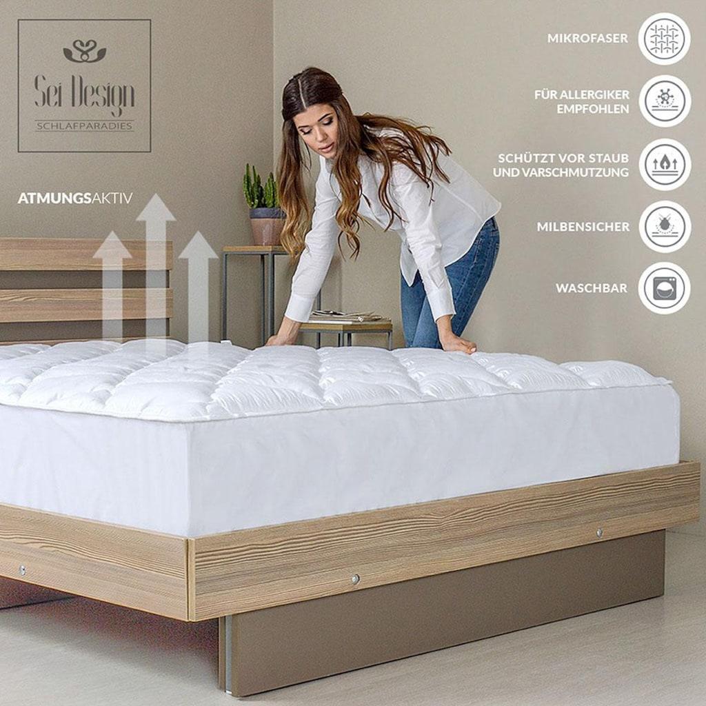 SEI Design Matratzenauflage »Elite«