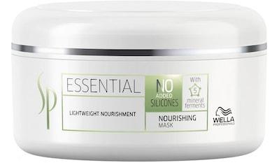Wella Professionals Haarmaske »SP Essential Nourishing«, natürliche Pflege kaufen