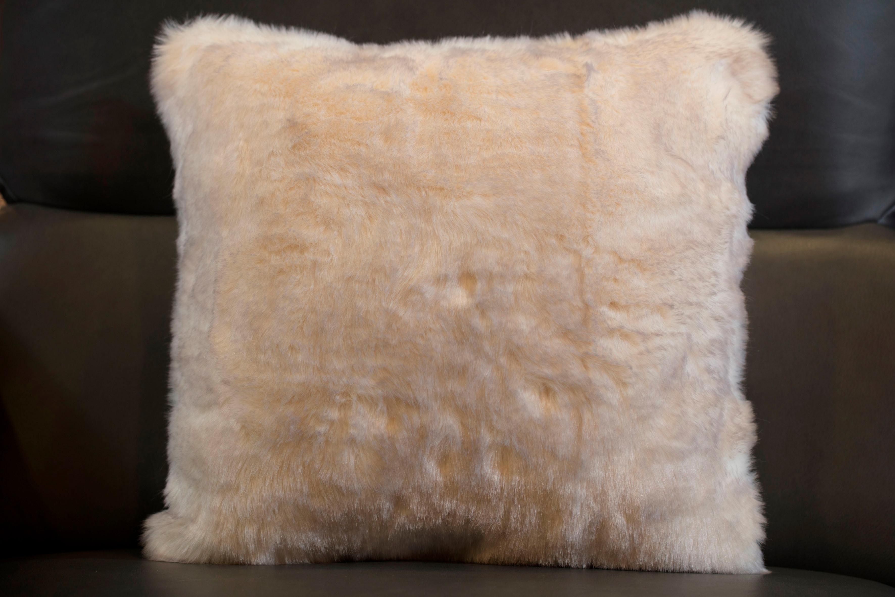 Dekokissen Polarfuchs Star Home Textil