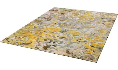 wash+dry by Kleen-Tex Teppich »Valencia Love«, rechteckig, 9 mm Höhe, In- und Outdoor geeignet, waschbar, Wohnzimmer kaufen