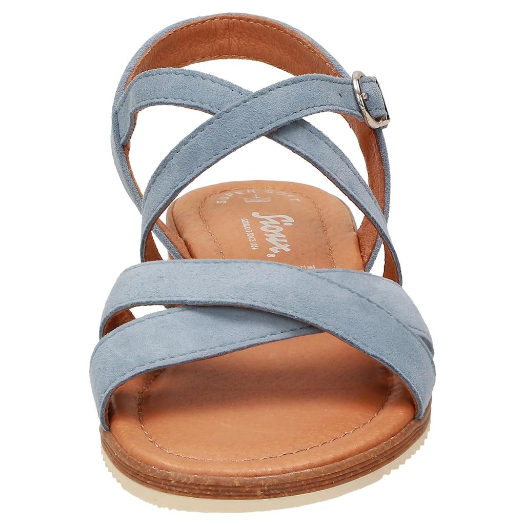 SIOUX Sandalette »Ingalisa-701«