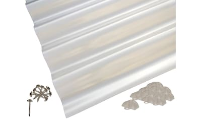 PALRAM Set: Wellplatte »Suntuf«, 1,4 mm Struktur, 6 Stück á 90x200 cm kaufen