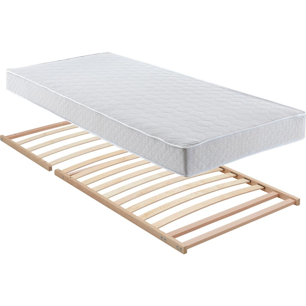 Westfalia Schlafkomfort Polsterbett, in 3 Bezugsqualitäten