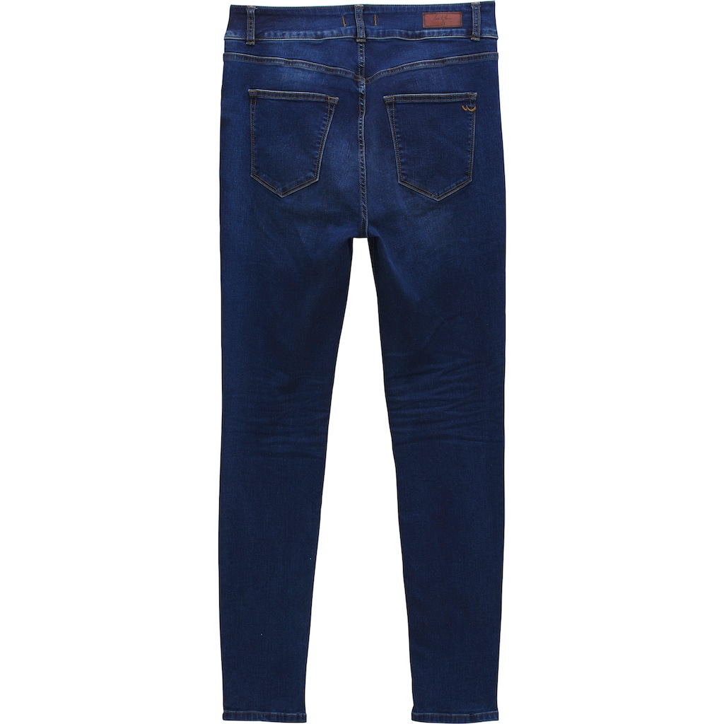 Love to be by LTB Skinny-fit-Jeans »ARLY«, High Waisted