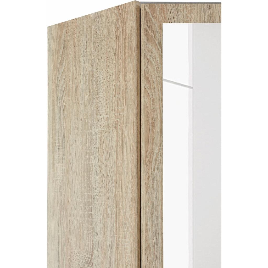 Wimex Eckkleiderschrank »Sprint«, mit Spiegel