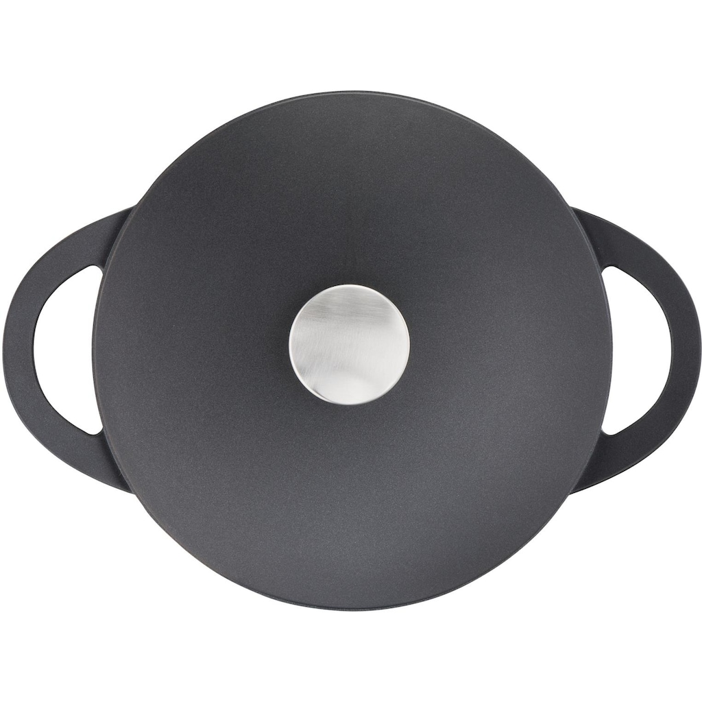 Tefal Schmortopf »Trattoria«, Aluminiumguss, (1 tlg.), Induktion