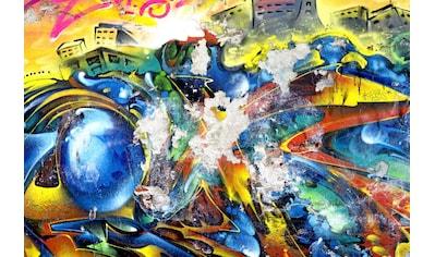 queence Acrylglasbild »Kunstwerk« kaufen