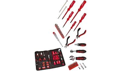 Brüder Mannesmann Werkzeuge Werkzeugset »Elektronik Tool Kit«, 45-tlg., für... kaufen