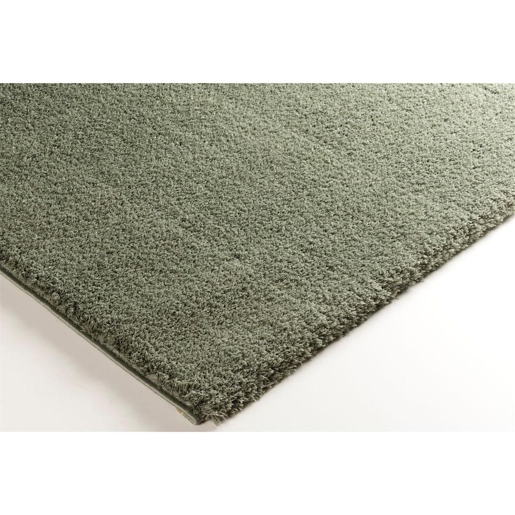 OCI DIE TEPPICHMARKE Hochflor-Teppich »Soft Dream«, rechteckig, 30 mm Höhe, Besonders weich durch Microfaser, Wohnzimmer