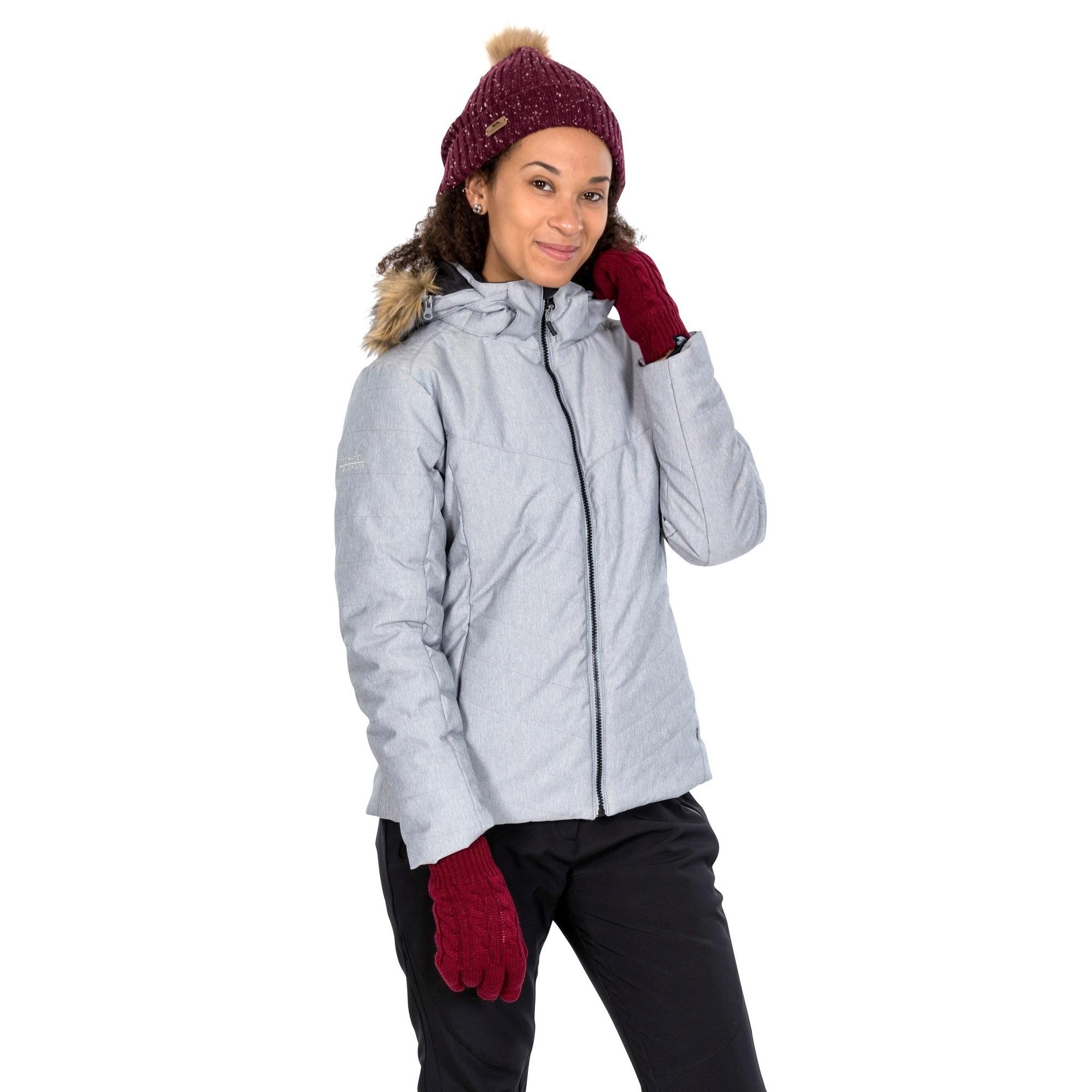 Trespass Strickhandschuhe Damen Sutella | Accessoires > Handschuhe > Strickhandschuhe | Weiß | Trespass