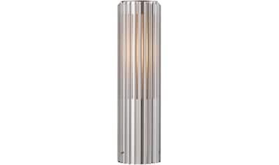 Nordlux Pollerleuchte »MATR«, E27, langlebiges eloxiertes Aluminium kaufen