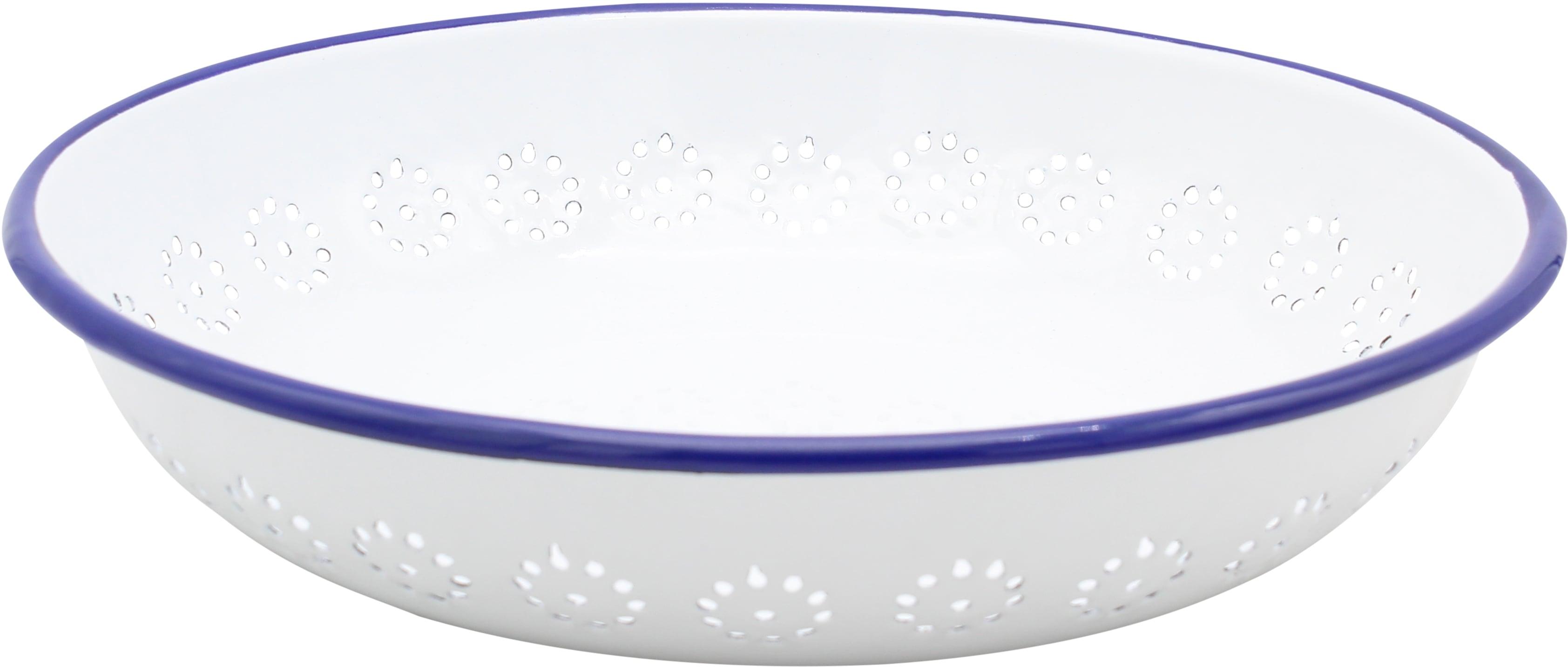 Krüger Brotkorb Husum, (1 tlg.), Ø 28 cm weiß Aufbewahrung Küchenhelfer Haushaltswaren