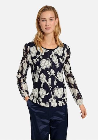 Uta Raasch Langarmbluse »Schlupf-Bluse« kaufen