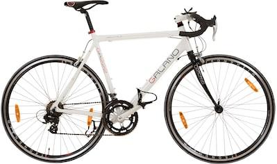 Galano Rennrad »Giro D`Italia«, 14 Gang Shimano Tourney RD - A070 Schaltwerk, Kettenschaltung kaufen