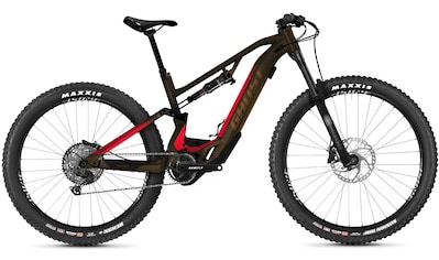 Ghost E-Bike »HybRide ASX Essential 130«, 12 Gang, Shimano, XT RD-M8100, Mittelmotor 250 W kaufen