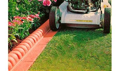 Gaede Rasenkante »Innenecke Terracotta«, Kunststoff kaufen