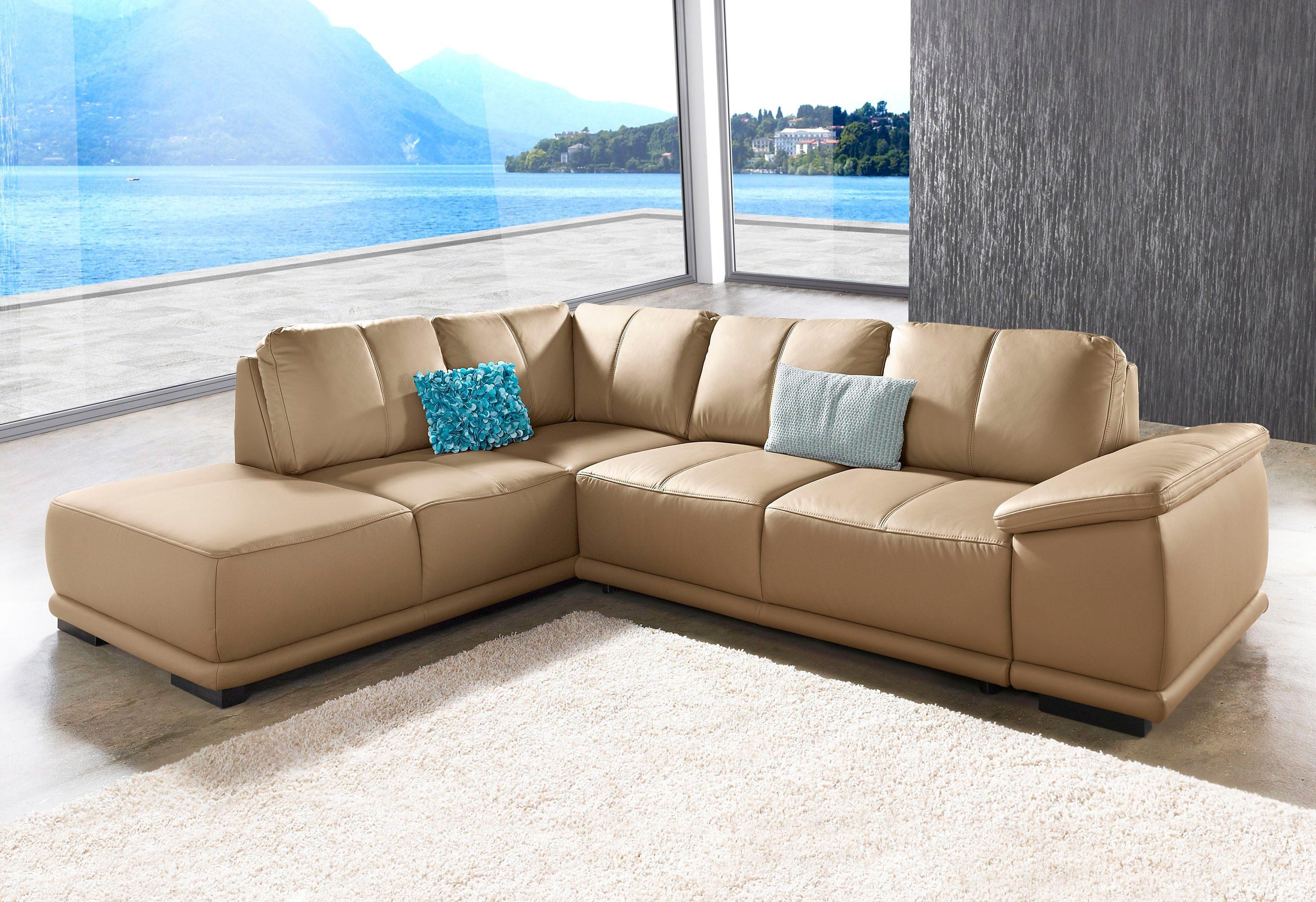 sit&more Polsterecke   Wohnzimmer > Sofas & Couches > Ecksofas & Eckcouches   Microfaser - Kunstleder   SIT&MORE