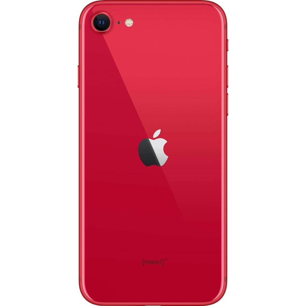 """Apple Smartphone »iPhone SE 256GB«, (11,94 cm/4,7 """", 256 GB Speicherplatz, 12 MP Kamera), ohne Strom-Adapter und Kopfhörer"""