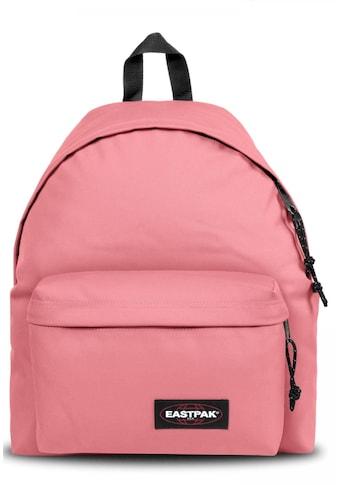 Eastpak Freizeitrucksack »PADDED PAK'R seashell pink« kaufen