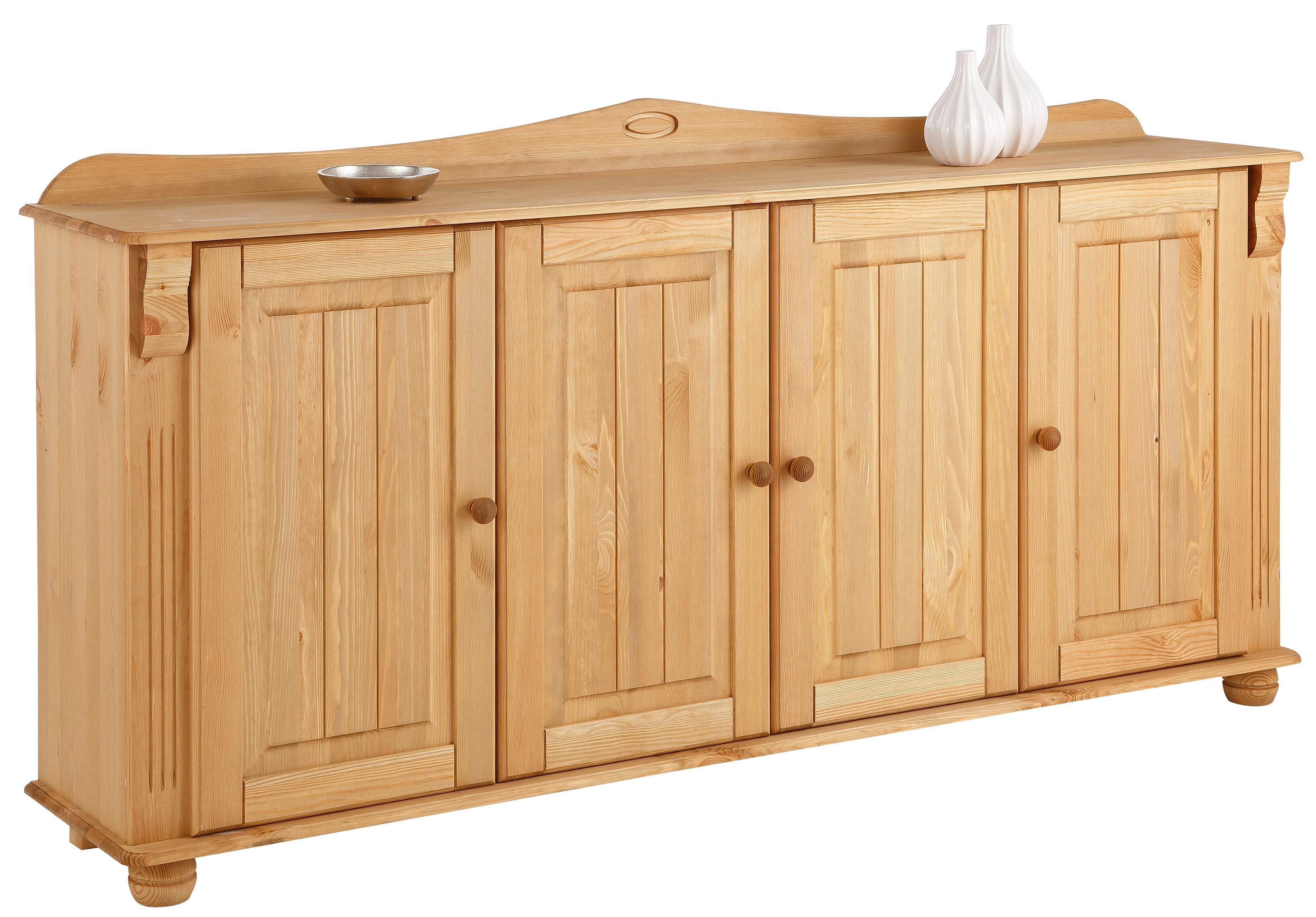 Home affaire Sideboard »Adele«, 4-türig, Breite 180 cm