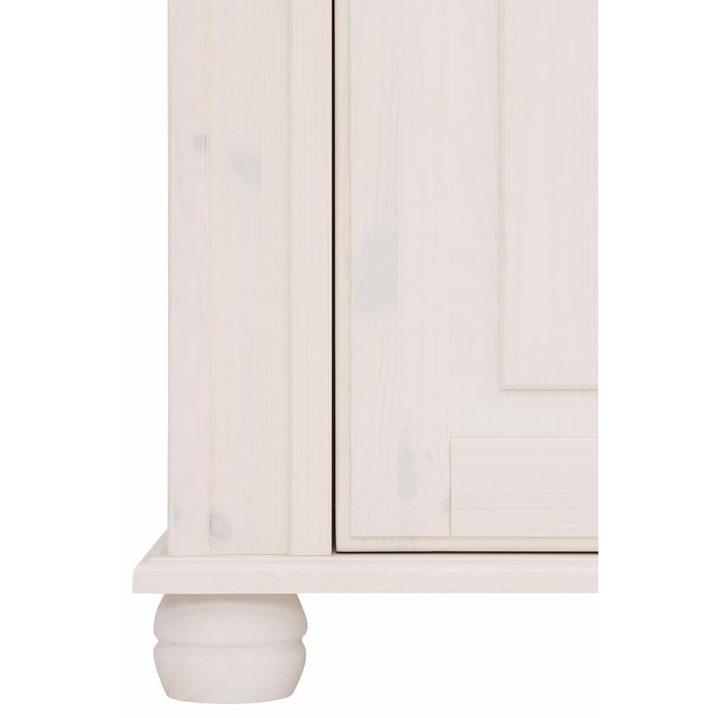 Home affaire Garderobenschrank »München«, mit dekorativen Fräsungen, Breite 69 cm
