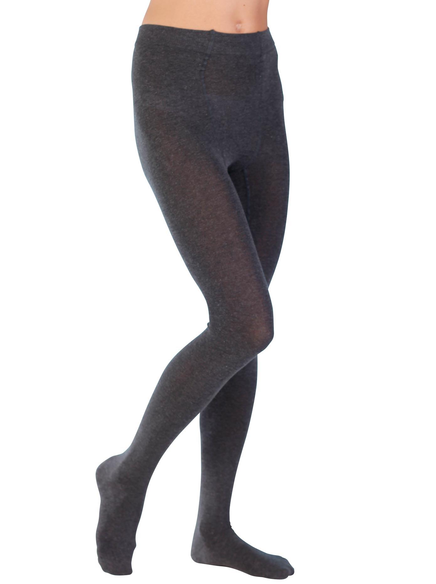 Hudson Strickstrumpfhose schwarz Damen Strickstrumpfhosen Strumpfhosen Damenwäsche