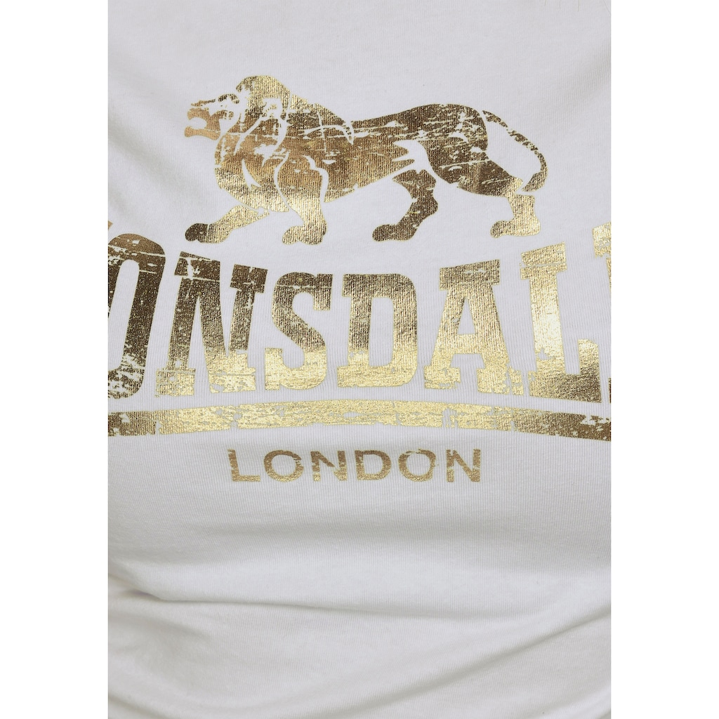 Lonsdale T-Shirt »BANTRY«