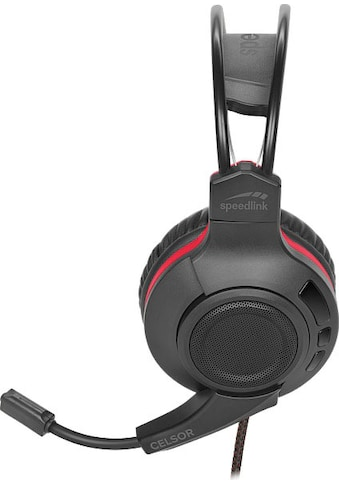 Speedlink »Speedlink CELSOR Gaming Headset PS4« Gaming - Headset kaufen