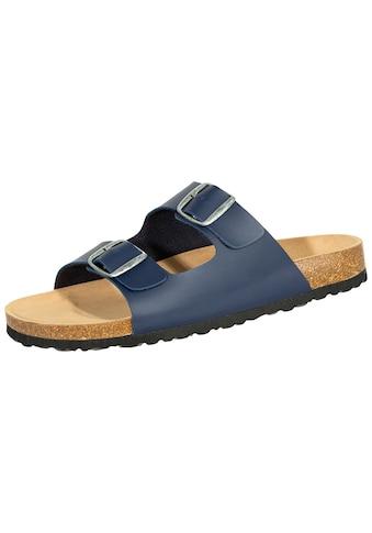 Sandale »808711«, SALIHA Bioline Pantolette kaufen