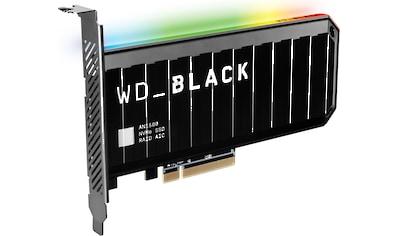 WD_Black SSD »AN1500« kaufen