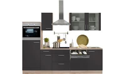 OPTIFIT Küchenzeile »Kalmar«, ohne E-Geräte, Breite 270 cm kaufen