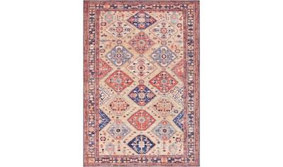 ELLE Decor Teppich »Afghan Kelim«, rechteckig, 5 mm Höhe, Orient-Optik, Wohnzimmer kaufen