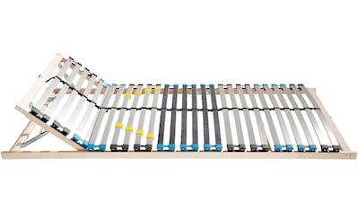 BeCo EXCLUSIV Lattenrost »Visto K«, (1 St.), Lattenrost zur Selbstmontage, Kopfteil... kaufen