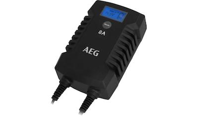 AEG Autobatterie-Ladegerät »LD8«, 8000 mA, IP66 kaufen