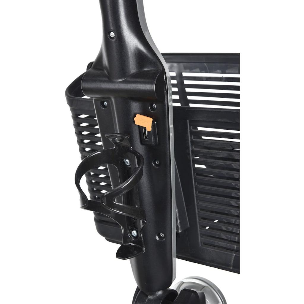 GreenStreet Elektromobil »E-Commander«, 250 W, 6 km/h, inkl. Korb