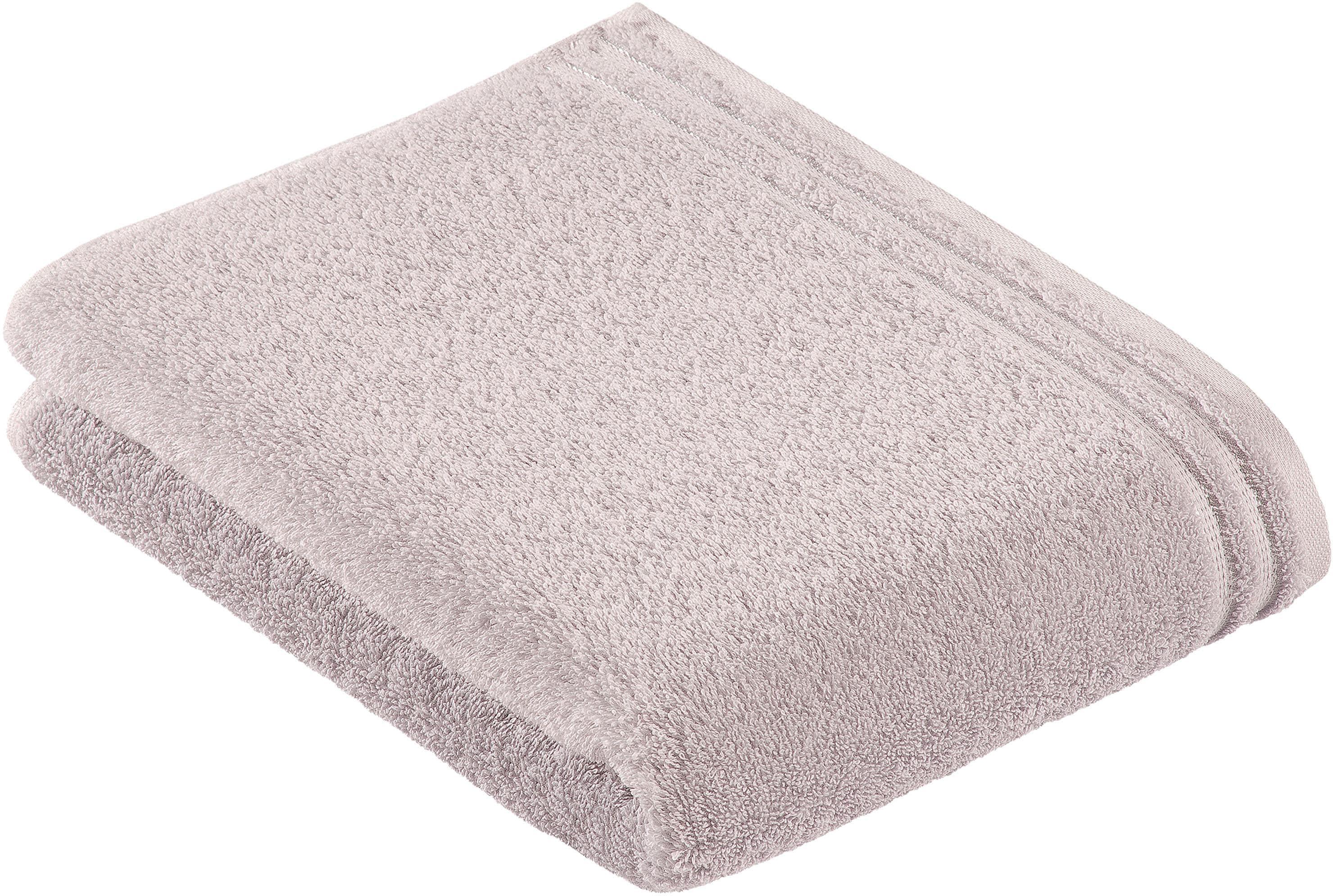 Badetuch Calypso Vossen | Bad > Handtücher > Badetücher | Grau | Baumwolle | Vossen