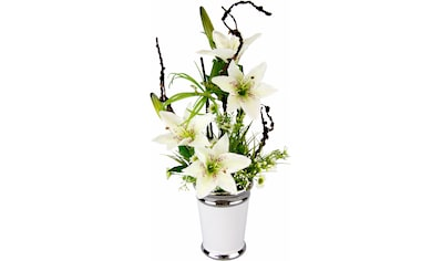 Home affaire Kunstpflanze »Lilien« (1 Stück) kaufen