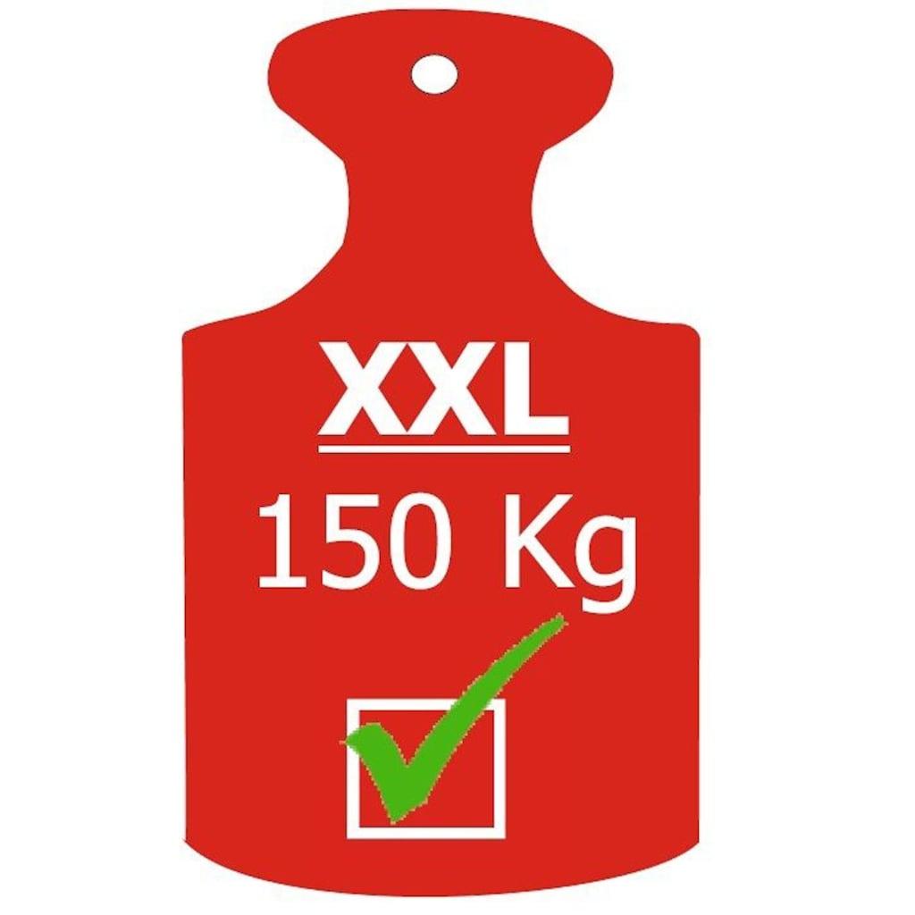 Duo Collection Chefsessel »Hannover XXL«, bis zu 150 kg belastbar, mit gepolsterten Armlehnen
